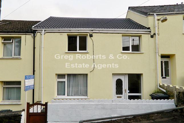 Thumbnail Terraced house to rent in Islwyn Terrace, Tredegar, Blaenau Gwent.