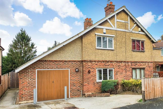 Thumbnail Semi-detached house for sale in Pretoria Road, Canterbury