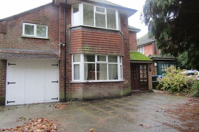 Thumbnail Property to rent in Queensway, Derby