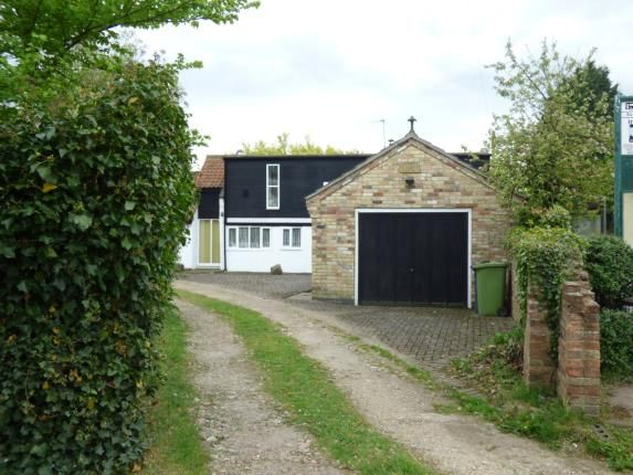 Thumbnail Detached house for sale in Holton-Cum-Beckering, Market Rasen, Lincolnshire