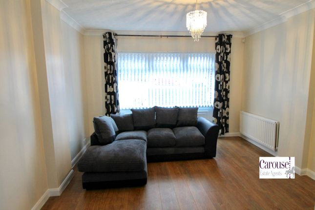 Thumbnail Terraced house to rent in Church Row, Windy Nook, Gateshead, Tyne & Wear