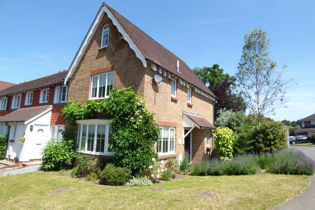 Thumbnail End terrace house to rent in Hurstwood Court, Midhurst
