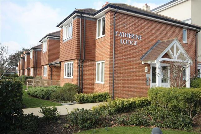 Thumbnail Flat for sale in Catherine Lodge, Bolsover Road, Goring, West Sussex