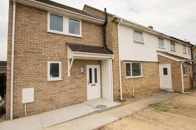 Thumbnail Semi-detached house to rent in Huntingdon Road, Sawston, Cambridge