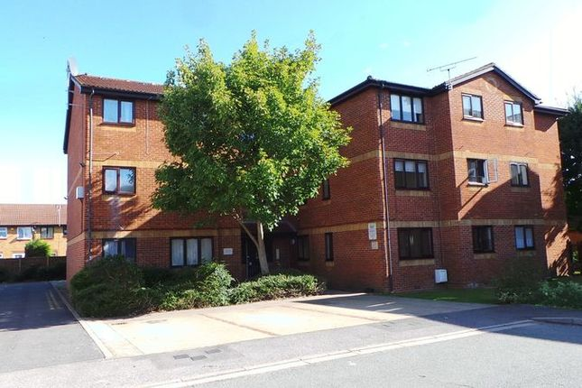 Thumbnail Flat for sale in Toby Court, Edmonton