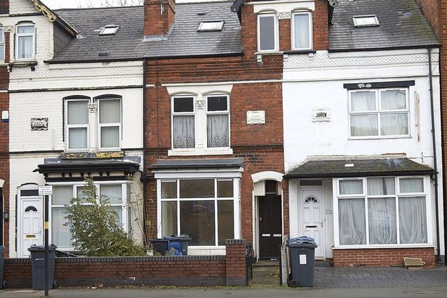 Thumbnail Terraced house for sale in Pershore Road, Birmingham