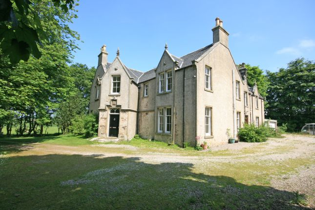 Thumbnail Detached house for sale in Rathven House, Rathven, Buckie