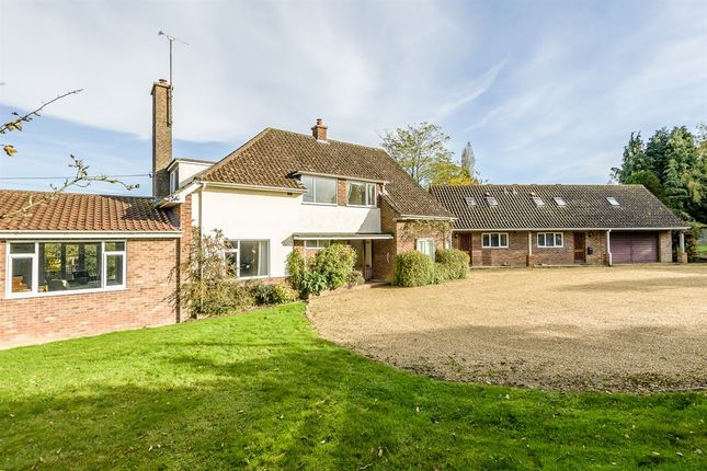 Thumbnail Detached house for sale in Station Road, Little Massingham, King's Lynn