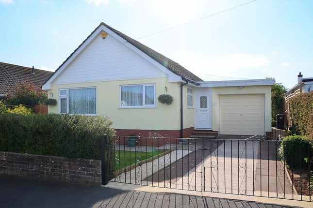 Thumbnail Bungalow for sale in Carlile Road, Brixham