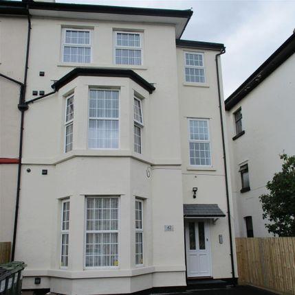 Thumbnail Flat to rent in Flat 3, Trafalgar Road, Wallasey