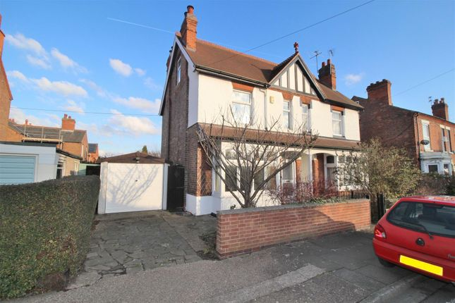 Thumbnail Semi-detached house for sale in Cromwell Road, Beeston, Nottingham