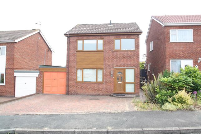 Thumbnail Link-detached house to rent in Kingston Road, Trench, Telford