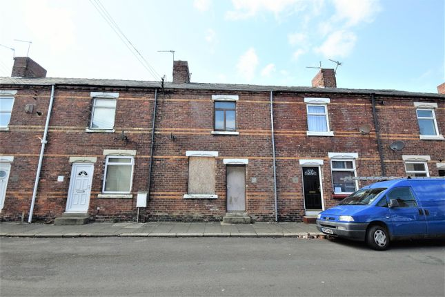 2 bed terraced house for sale in Eighth Street, Horden, County Durham SR8