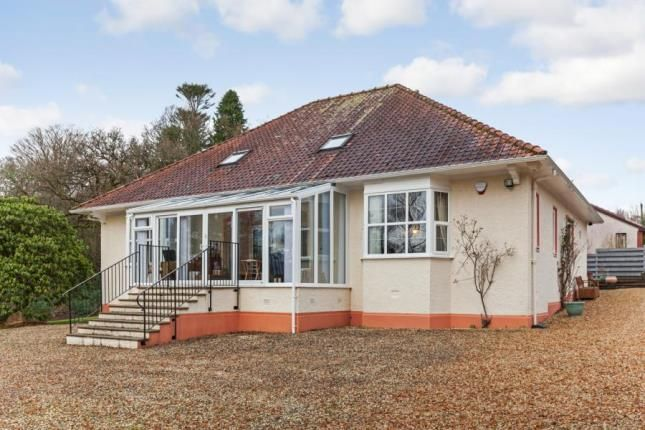 Thumbnail Detached house for sale in Station Road, Shandon, Helensburgh, Argyll And Bute