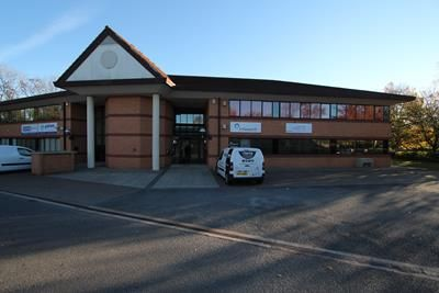 Office to let in Suite 2B, Oakham Business Park, Hamilton Way, Mansfield, Nottinghamshire