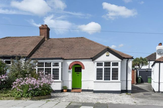 Thumbnail Bungalow for sale in Hillview Road, Chislehurst