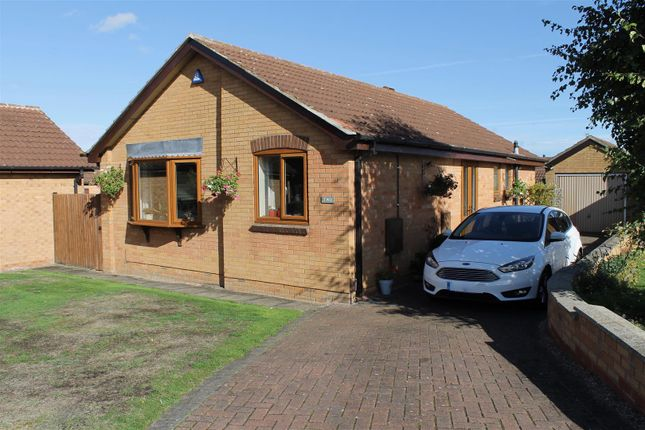 Thumbnail Bungalow to rent in Purley Rise, Shepshed, Loughborough