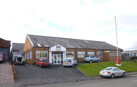 Thumbnail Warehouse for sale in Stourbridge, West Midlands
