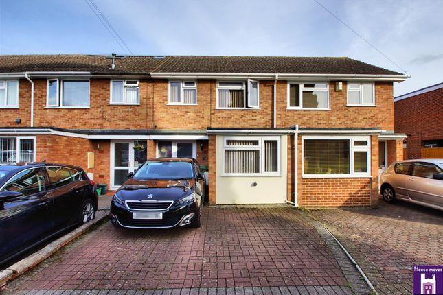 Thumbnail Terraced house for sale in Hartbury Close, Springbank, Cheltenham