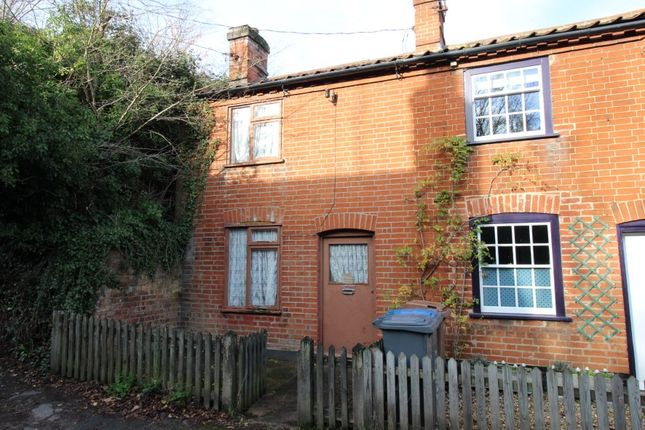 Thumbnail Cottage for sale in 1 High Street, Tuddenham, Ipswich, Suffolk