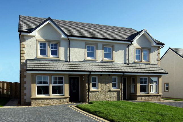 Thumbnail Semi-detached house for sale in Rigg Road, Auchinleck, Cumnock