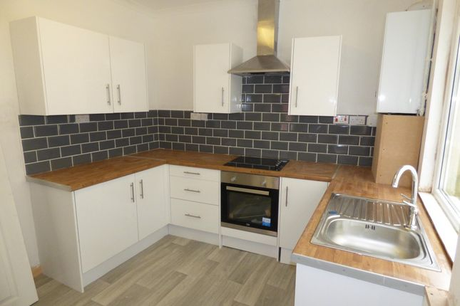 Thumbnail Terraced house to rent in High Street, Abertidwr, Caerphilly