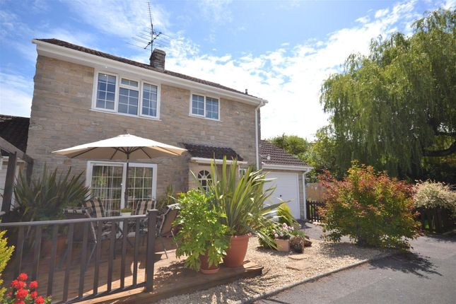 3 bed link-detached house for sale in Home Farm Close, Uploders, Bridport DT6
