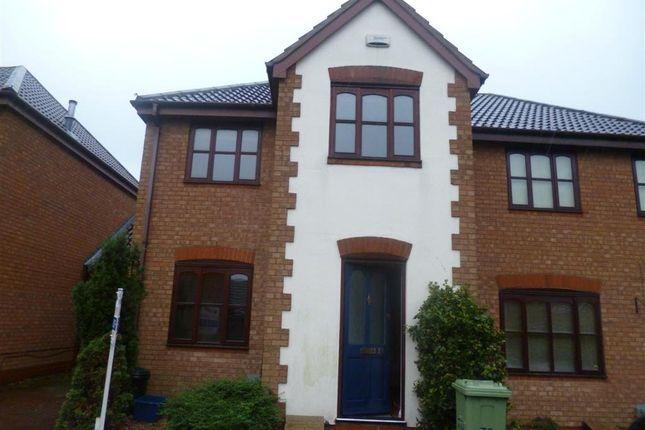 3 bed semi-detached house to rent in Lowland Road, Tattenhoe, Milton Keynes MK4