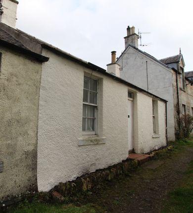 Thumbnail Cottage for sale in Teapot Lane, West Linton