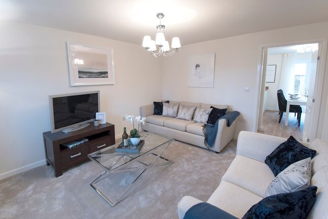 """3 bedroom property for sale in """"The Leathley"""" at Wellington Road, Northwood, Stoke-On-Trent"""