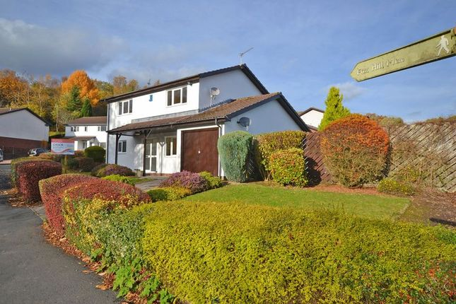 Thumbnail Detached house for sale in Outstanding Family House, Springfield Lane, Rhiwderin