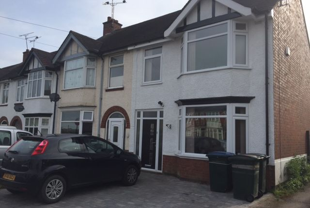 Thumbnail End terrace house to rent in Anchorway Road, Coventry