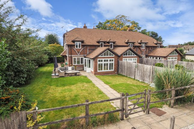 Thumbnail End terrace house for sale in Church Street, Binsted, Hampshire