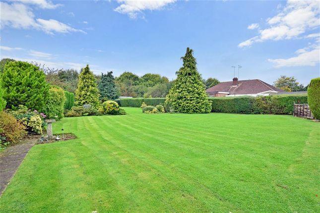 Rear Garden of Woodroyd Gardens, Horley, Surrey RH6