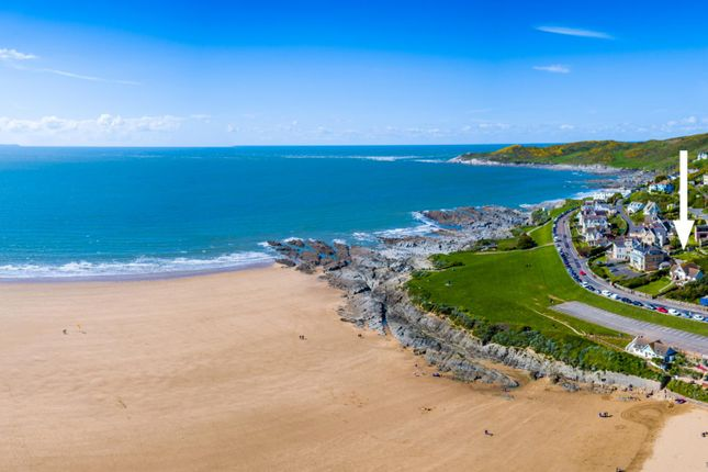 Thumbnail Detached house for sale in The Esplanade, Woolacombe