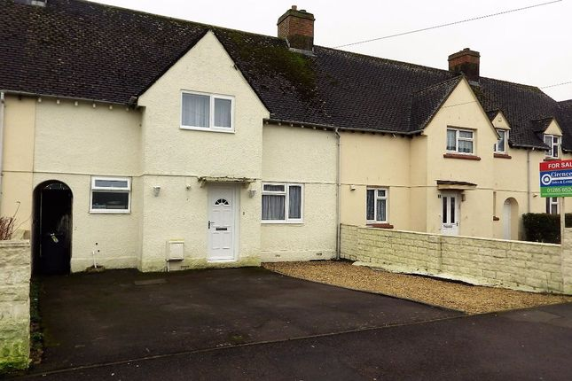 3 bed terraced house for sale in Springfield Road, Cirencester