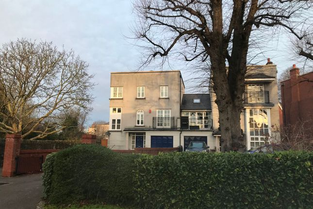 Thumbnail Semi-detached house to rent in Royal Victoria Park, Brentry, Bristol