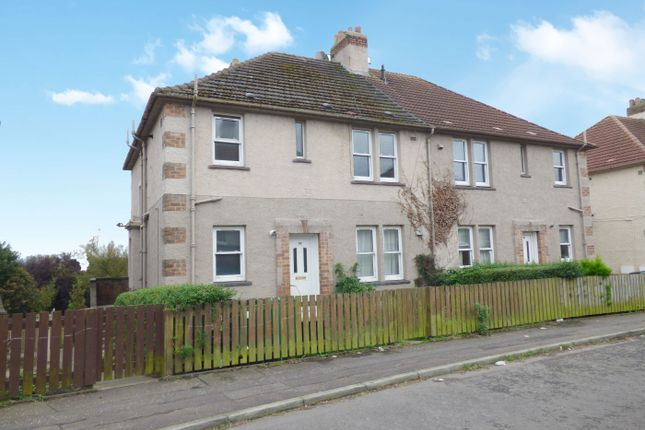 Front View of William Street, East Wemyss, Kirkcaldy, Fife KY1