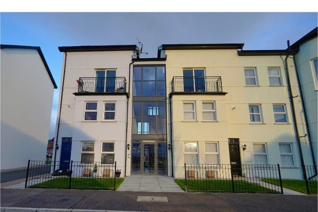 Thumbnail Flat for sale in Linen Place, Bangor