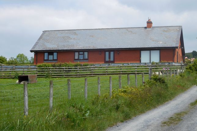 Thumbnail Farm for sale in Nantmel, Llandrindod Wells