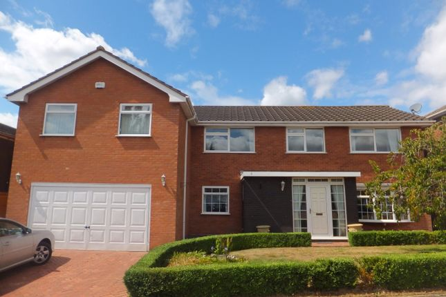 Thumbnail Detached house for sale in Ravenhurst Drive, Great Barr, Birmingham
