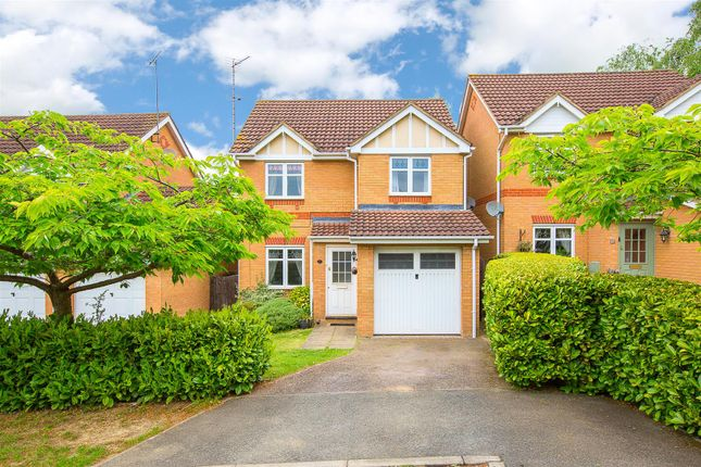 Thumbnail Detached house for sale in Pagent Court, Kettering
