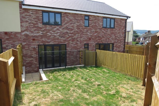 Thumbnail Terraced house for sale in Jenner Davies Way, Bridgend, Stonehouse