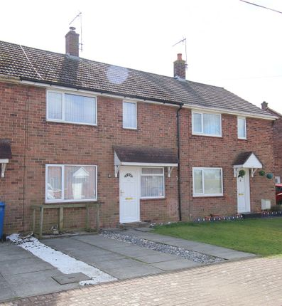 Thumbnail Terraced house for sale in Auchinleck Close, Driffield