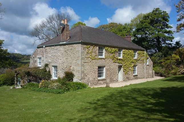 Thumbnail Cottage for sale in Maenporth, Falmouth
