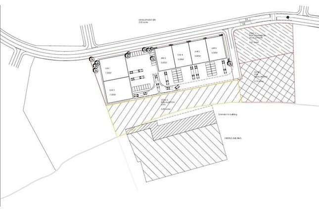 Thumbnail Land for sale in Link Park, Darlington Road, Northallerton, North Yorkshire, UK