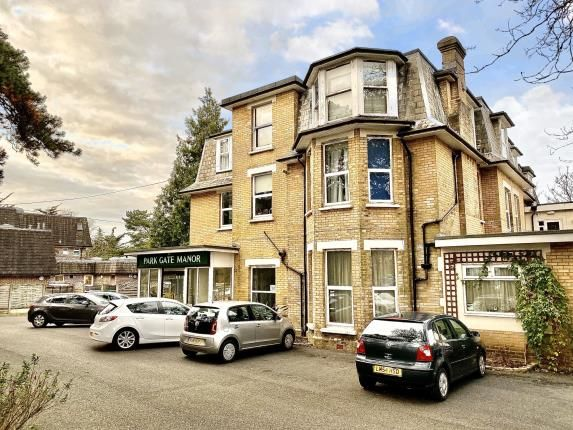 Thumbnail Flat for sale in 8 Suffolk Road, Bournemouth, Dorset