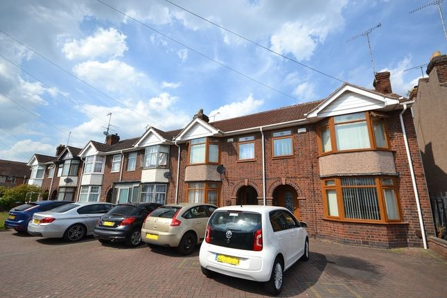 Thumbnail Terraced house for sale in Molesworth Avenue, Coventry