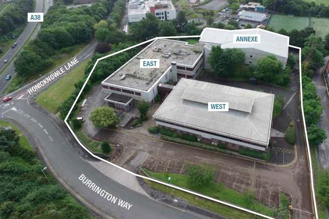 Light industrial to let in Burrington Way, Plymouth