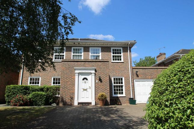 Thumbnail Detached house to rent in Copperfield Way, Chislehurst